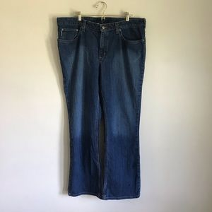 Carhartt Traditional Fit Bootcut Plus Size
